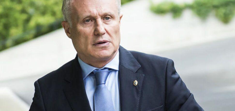 Суркіс не виключив бойкот Україною чемпіонату світу-2018 в Росії