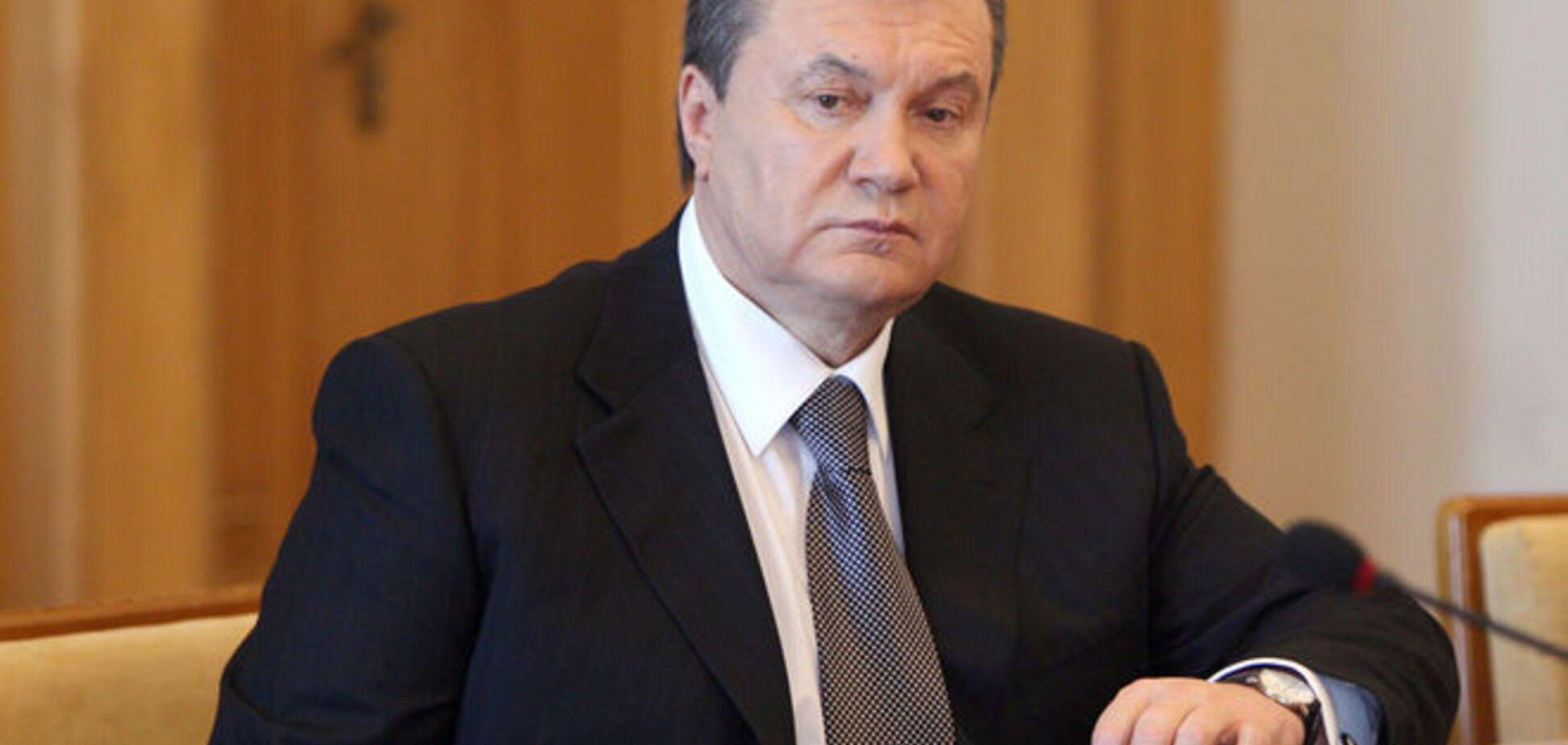 Янукович находится в Крыму, у него действительно инфаркт – СМИ