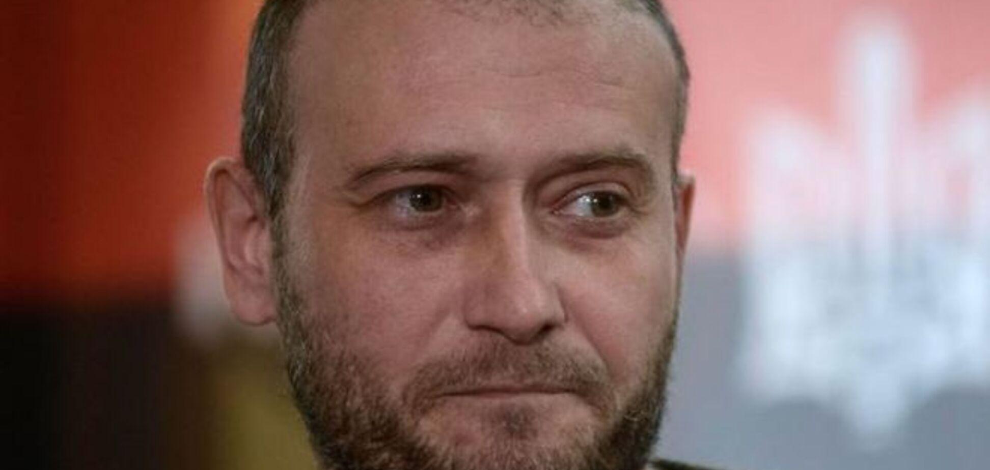 Паламар: 'Правий сектор' на Київ не піде