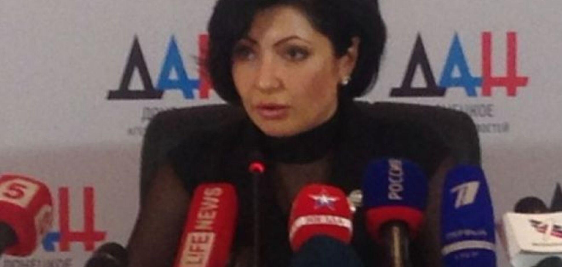 В 'ДНР' заявили о переходе на рубль с 1 мая