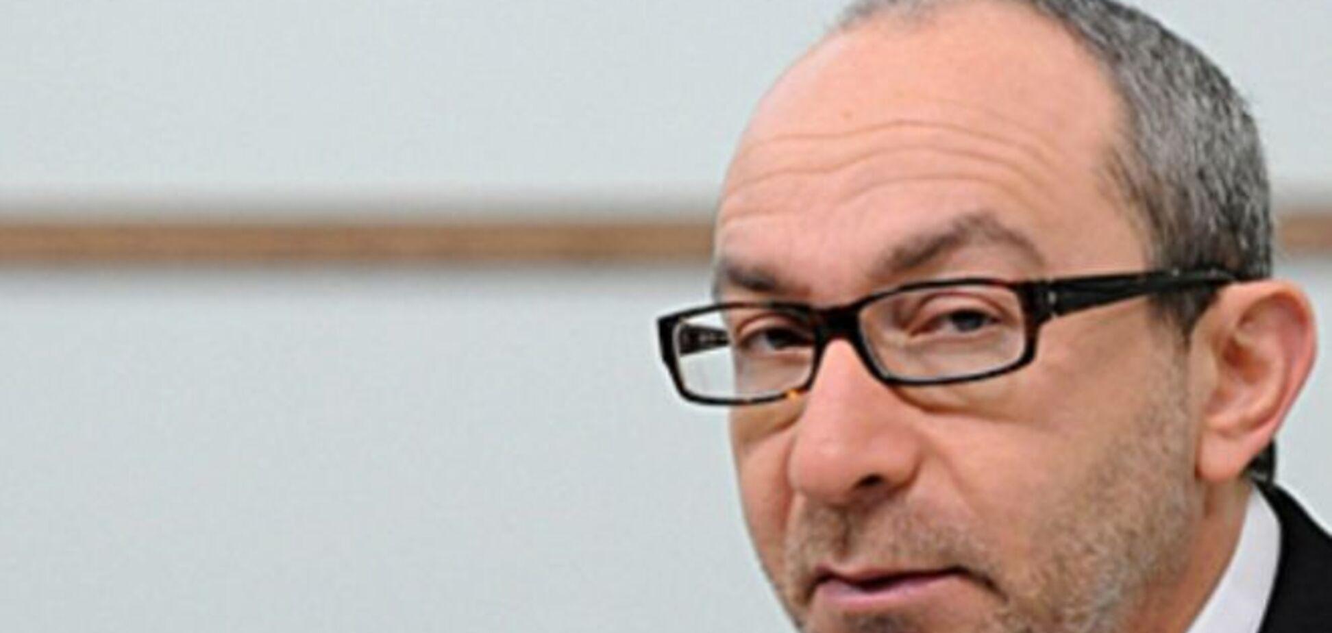 Кернес лично похищал и бил активистов Евромайдана - Аваков