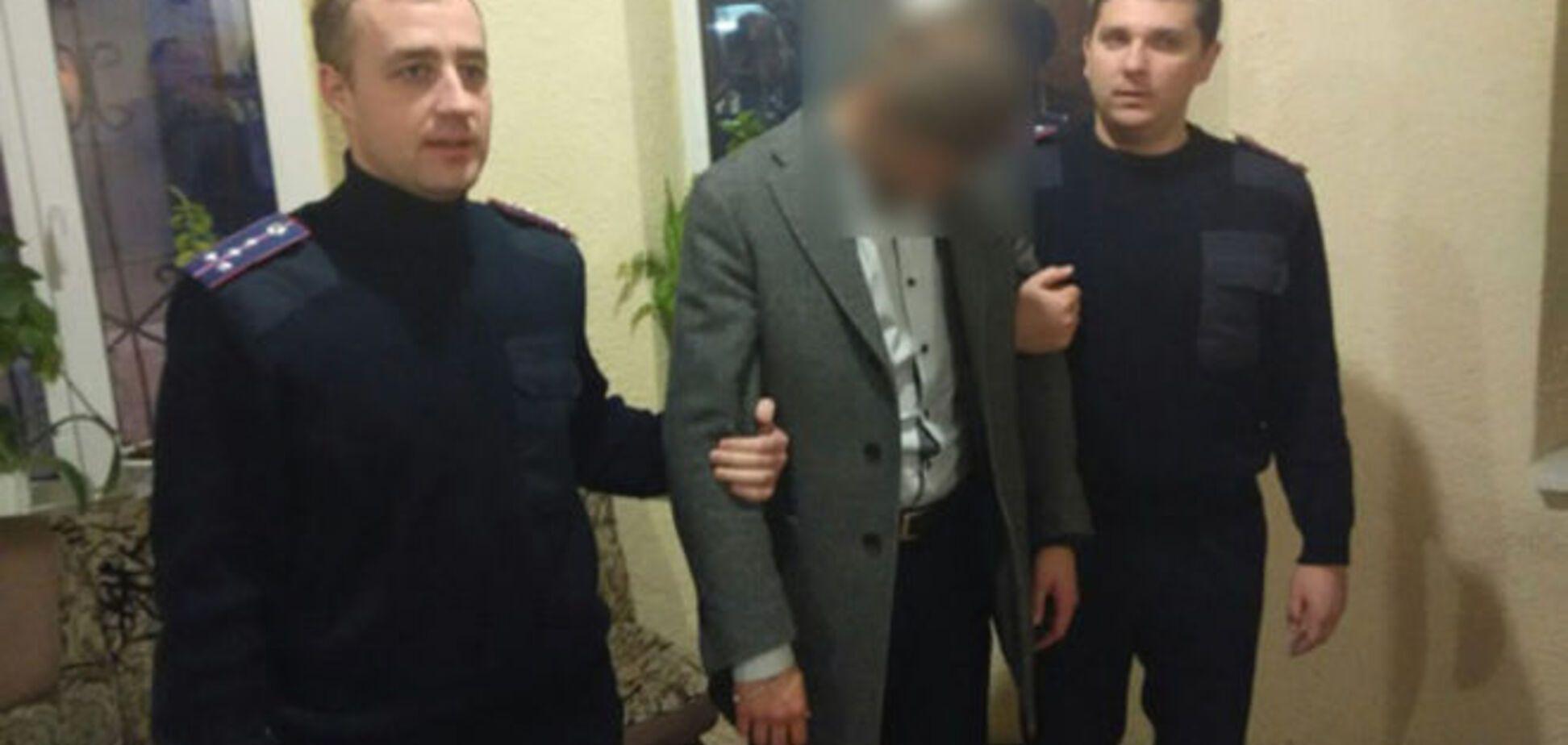 В Харькове на взятке попались чиновники горсовета