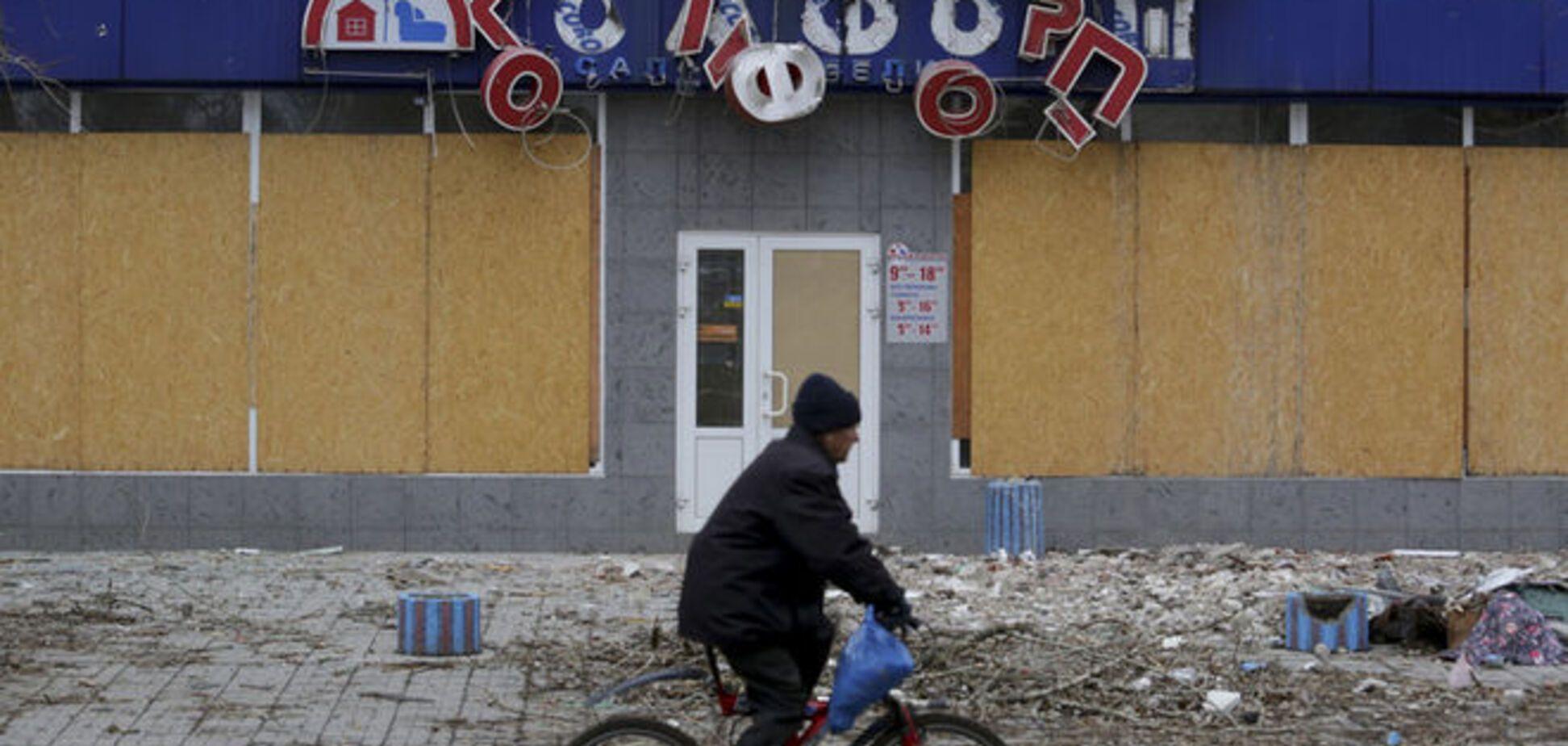 В Донецке названы три самых пострадавших от обстрелов района за время оккупации