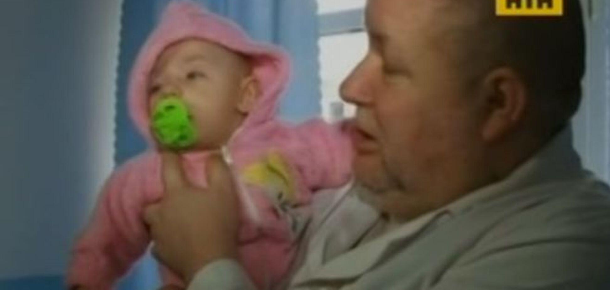 На Житомирщине женщина бросила своего четырехмесячного ребенка в автобусе