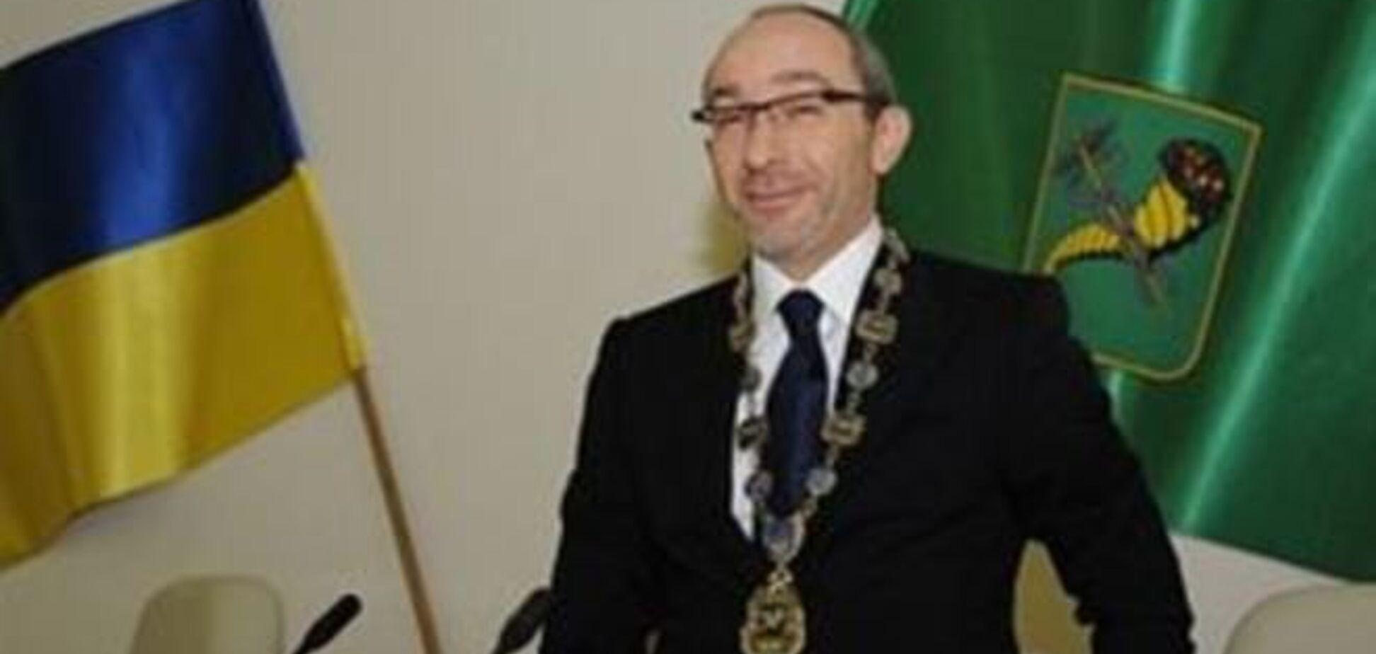 ГПУ объявила подозрение Кернесу - СМИ