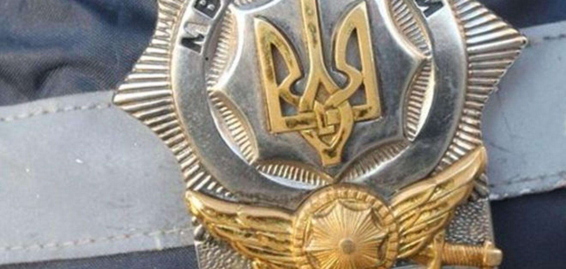 Обыск в главном управлении ГАИ Киева длился восемь часов: нашли 'то, что искали'