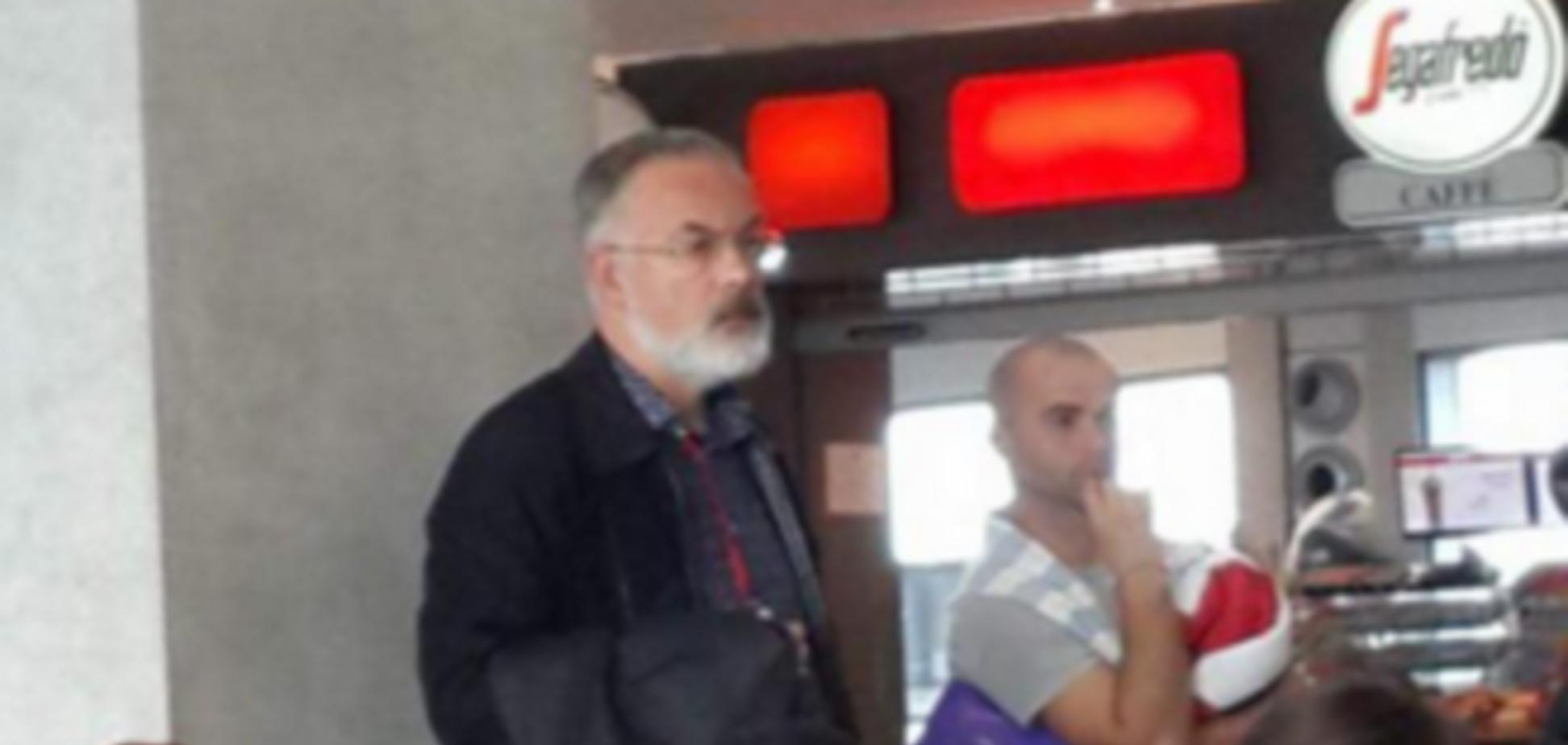Табачник спокійно виїхав з України: спецслужби готуються до наступного 'візиту'