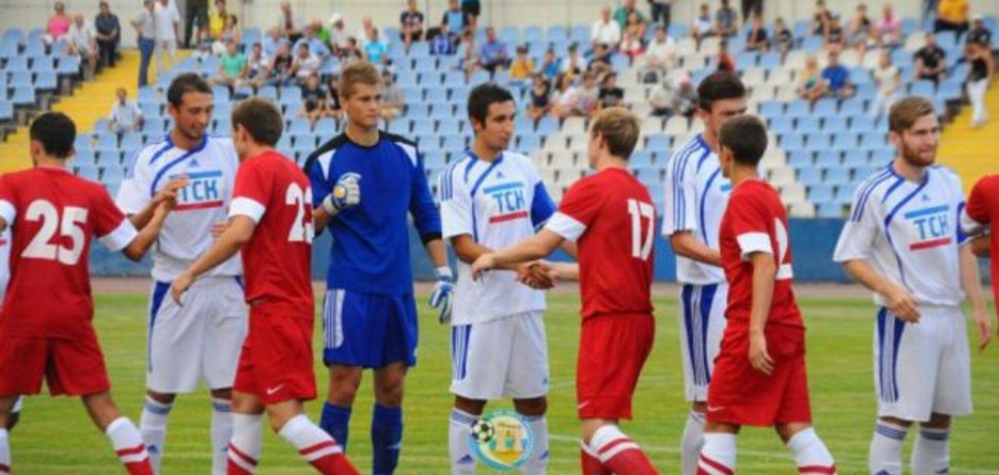 В России аннулировали результаты матчей крымских клубов