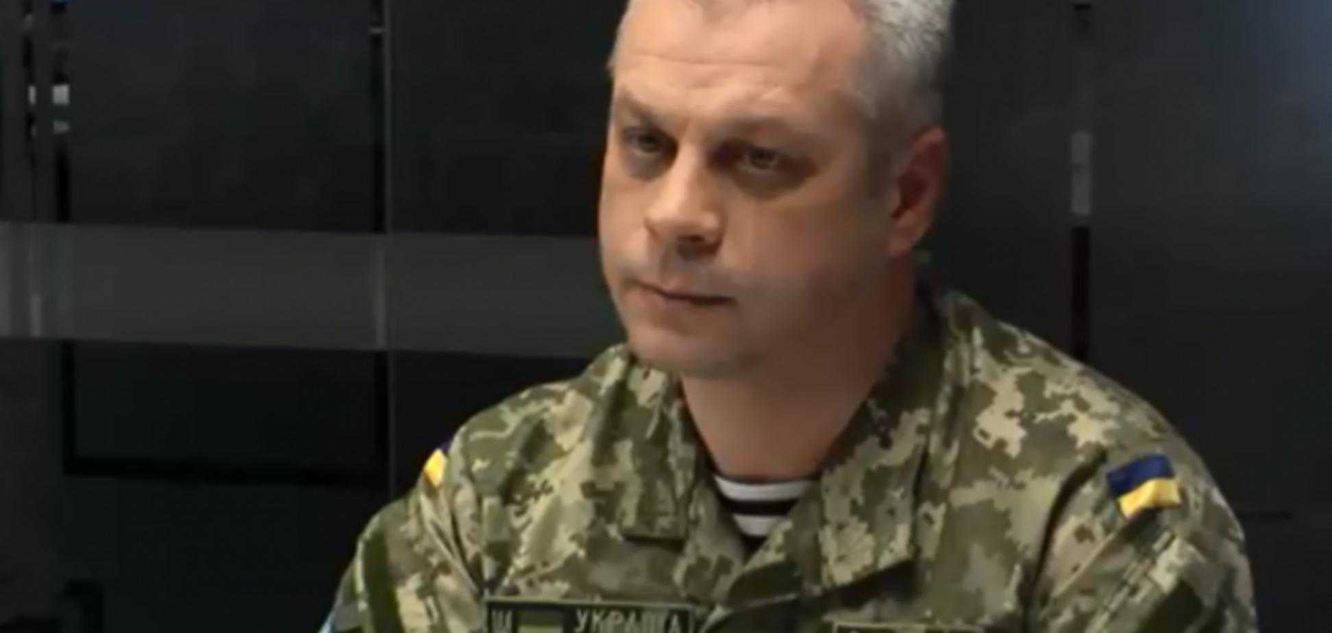 Силы АТО преобладают силы террористов на Мариупольском направлении - Лысенко