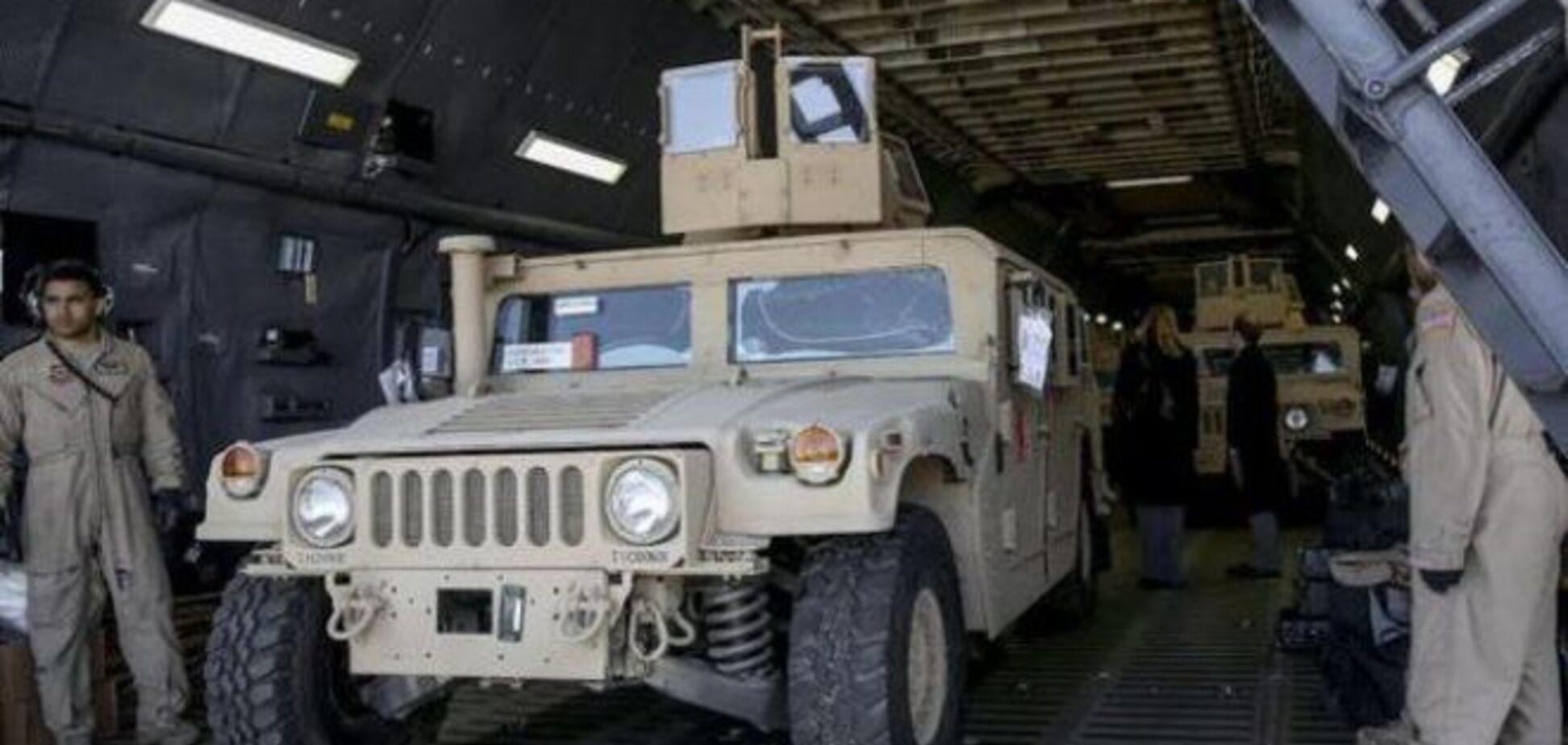 Проданные Украине американские бронемашины – это металлолом, прошедший Афганистан  - мнение