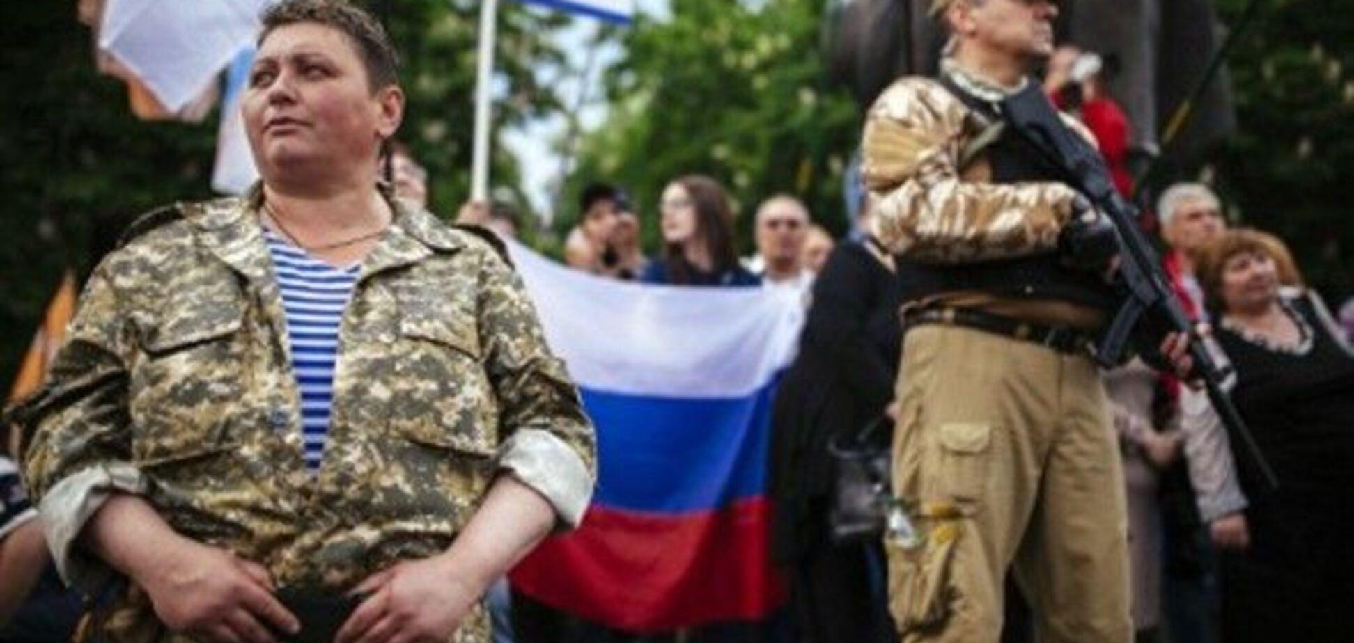Генерал объяснил, с чем связана активизация террористов в Луганске