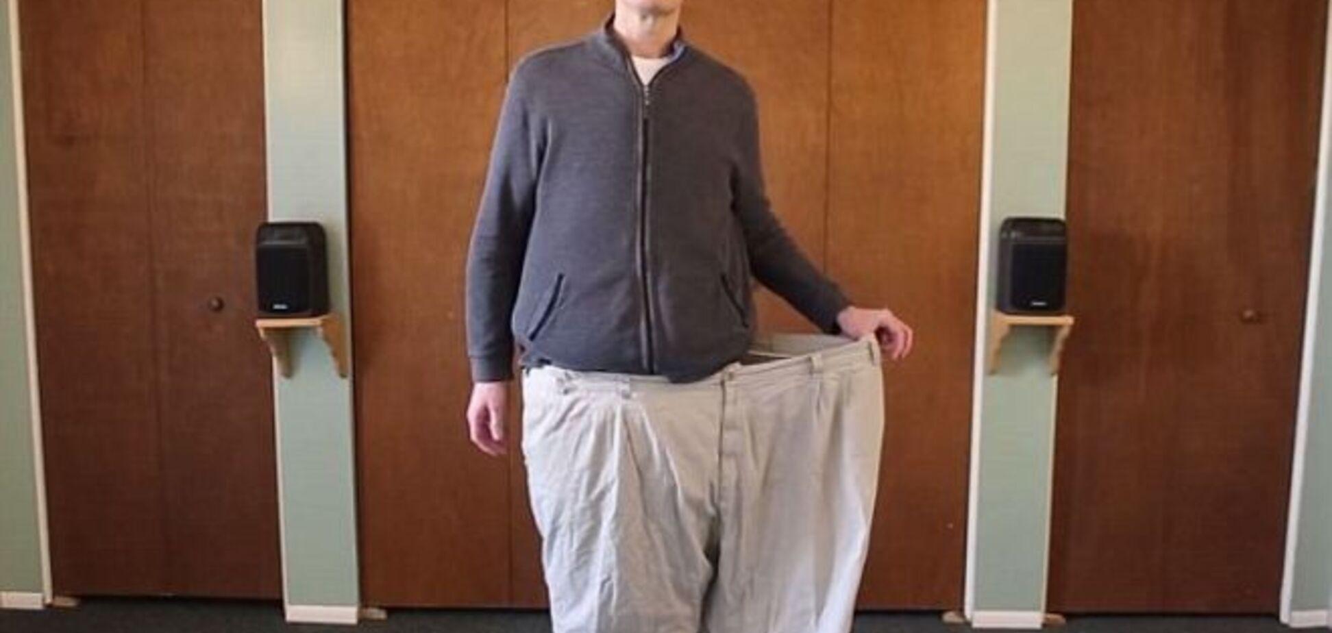 Благодаря онлайн-подруге американец похудел на 224 кг и излечился от алкоголизма
