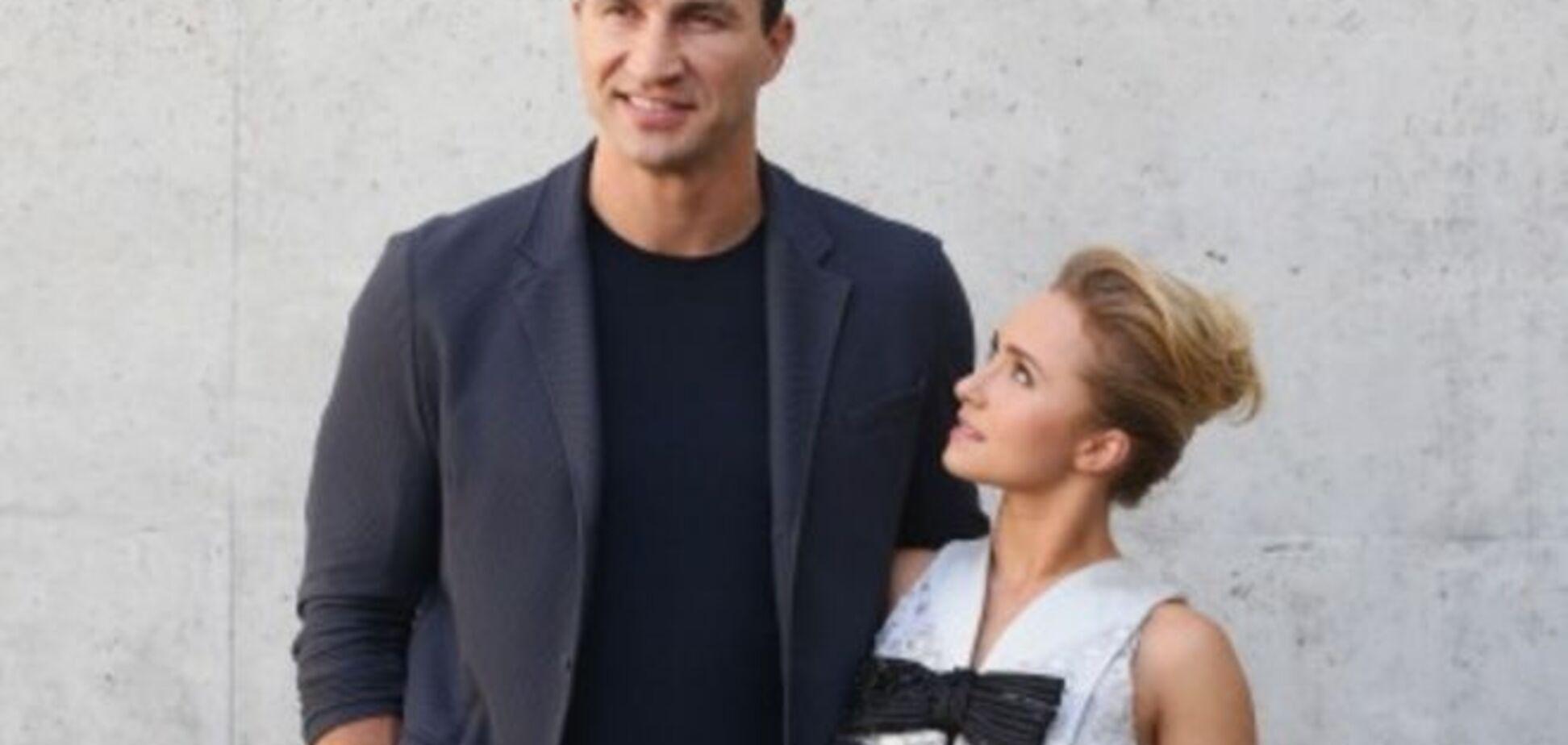 Кличко не считает нужным жениться на Хайден Панеттьери