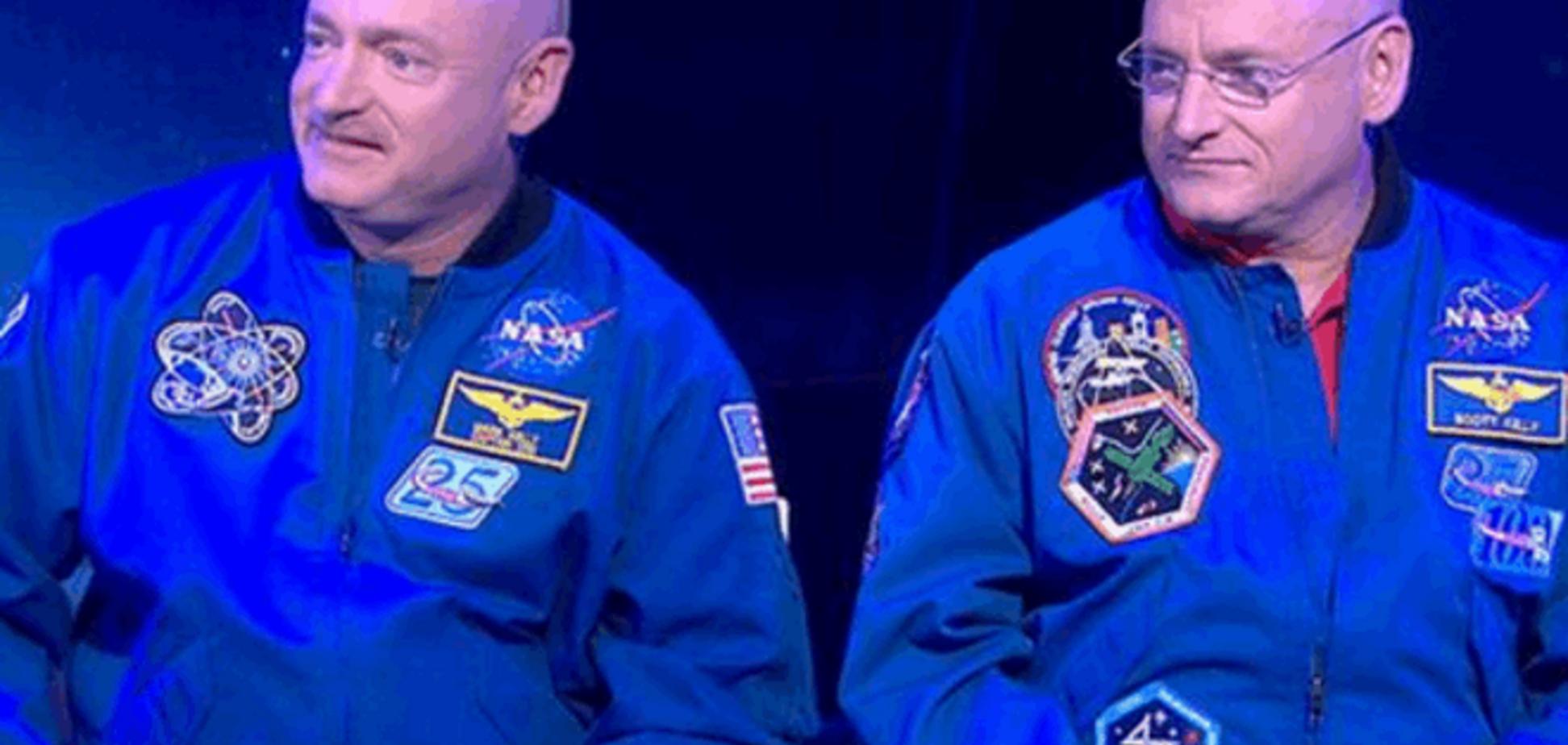 Усы отставного астронавта чуть не довели до инфаркта главу NASA