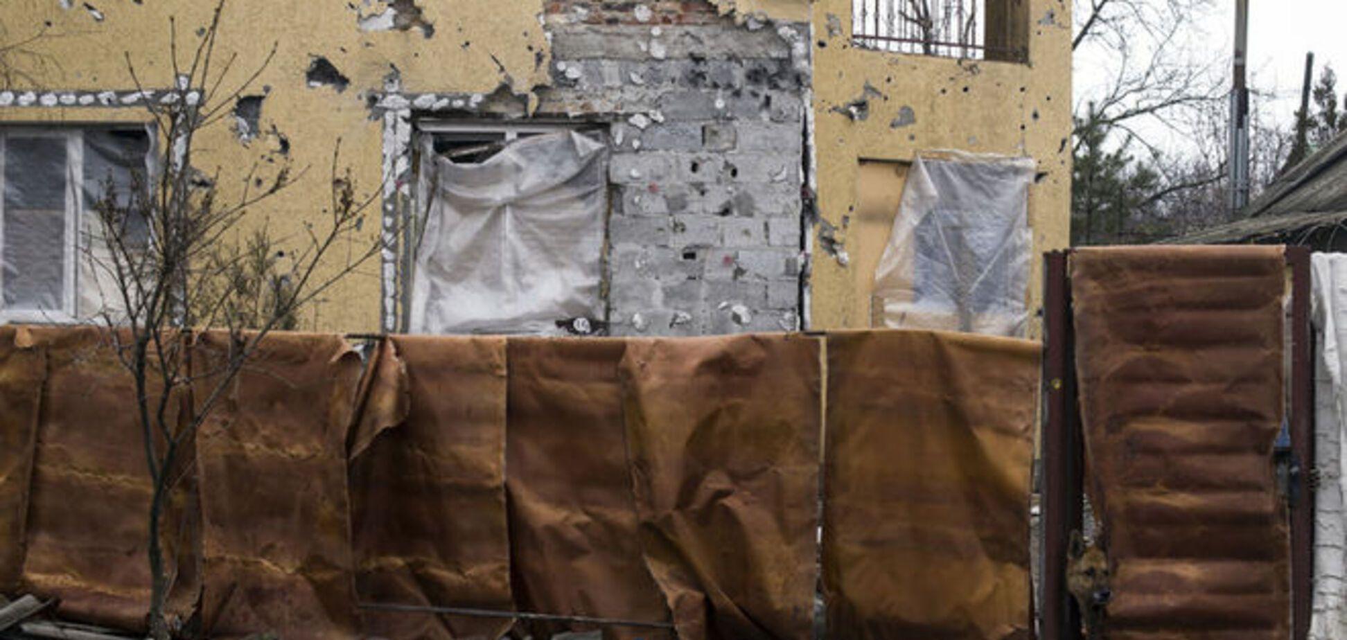 Террористы 'ЛНР' объявили газовую войну Станице Луганской
