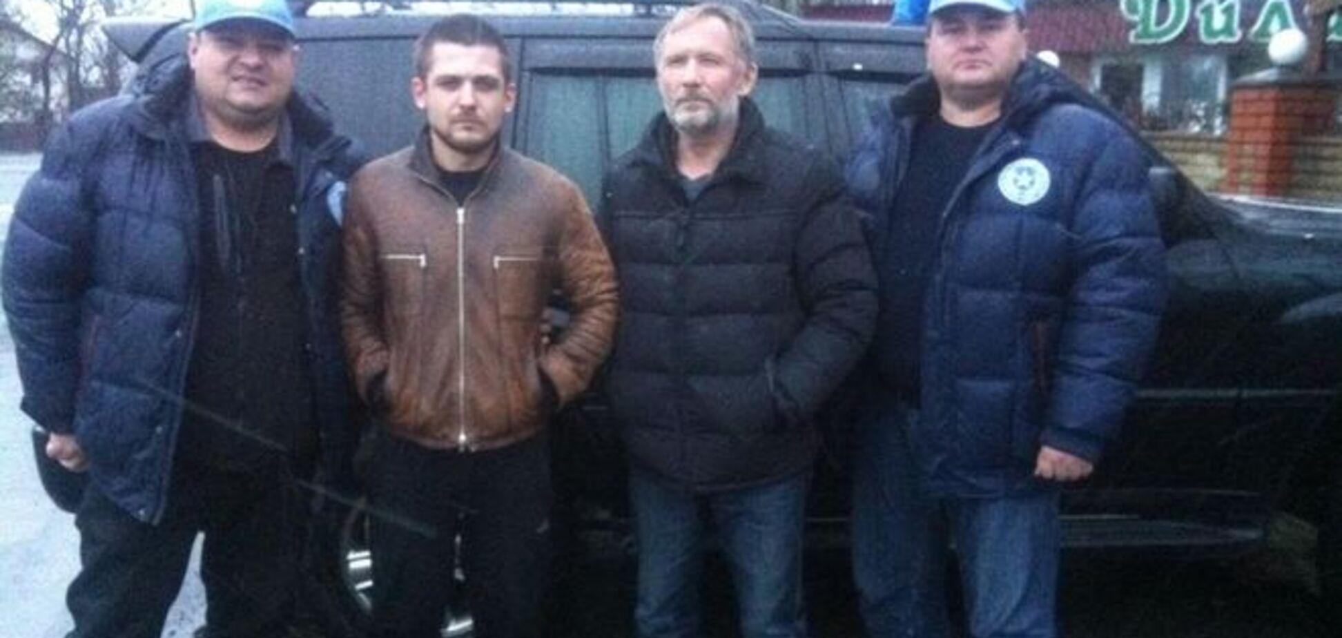 Боевик 'Бес' помог СБУ и Минобороны освободить из плена двух украинских волонтеров