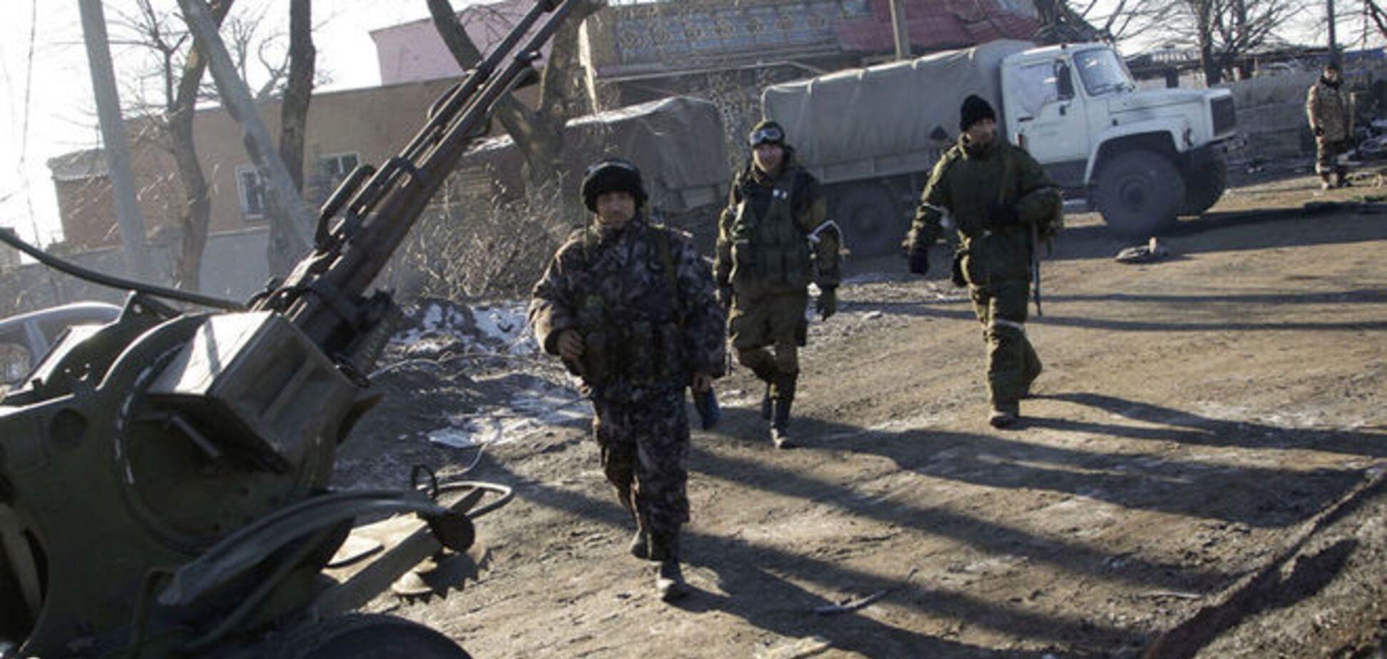 Боевикам на Донбассе перестали платить: они массово дезертируют