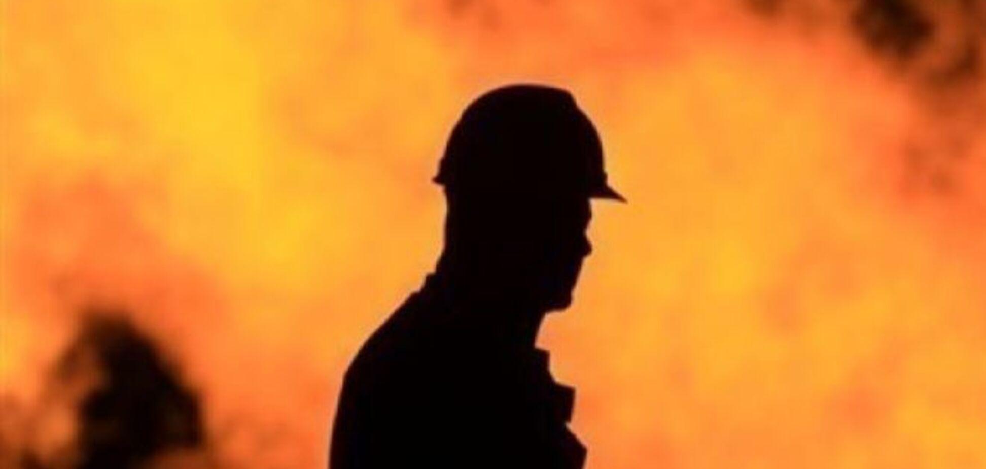 Пожар в Донецкой области унес жизни трех человек