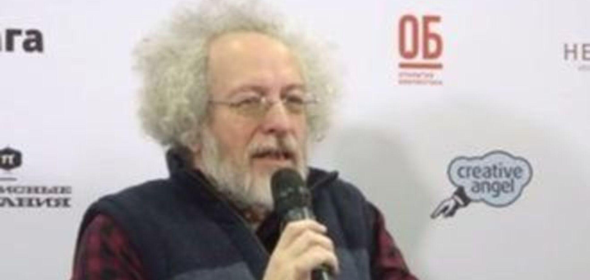Главред 'Эха Москвы' отгонял от Собчак угрожавшего ей незнакомца, но не запомнил его лица