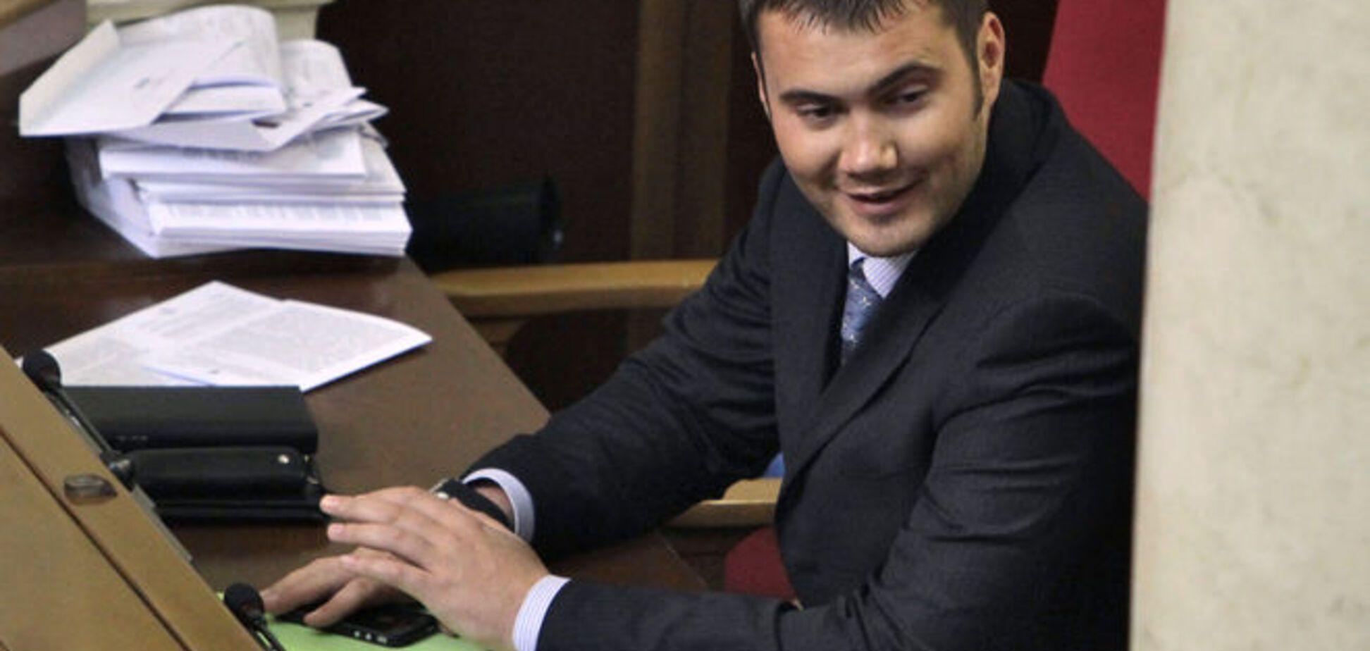 С начала года окружение Януковича-младшего стянуло более полумиллиарда из 'Укртрансгаза'