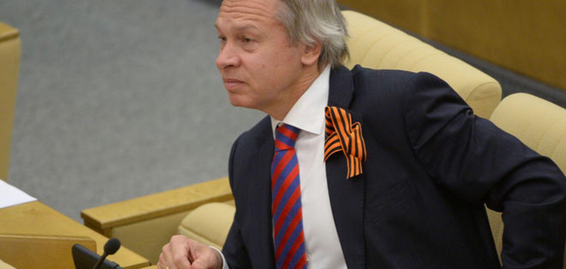 Пушков призвал Coca Cola и McDonald's поддержать санкции – уйти из России