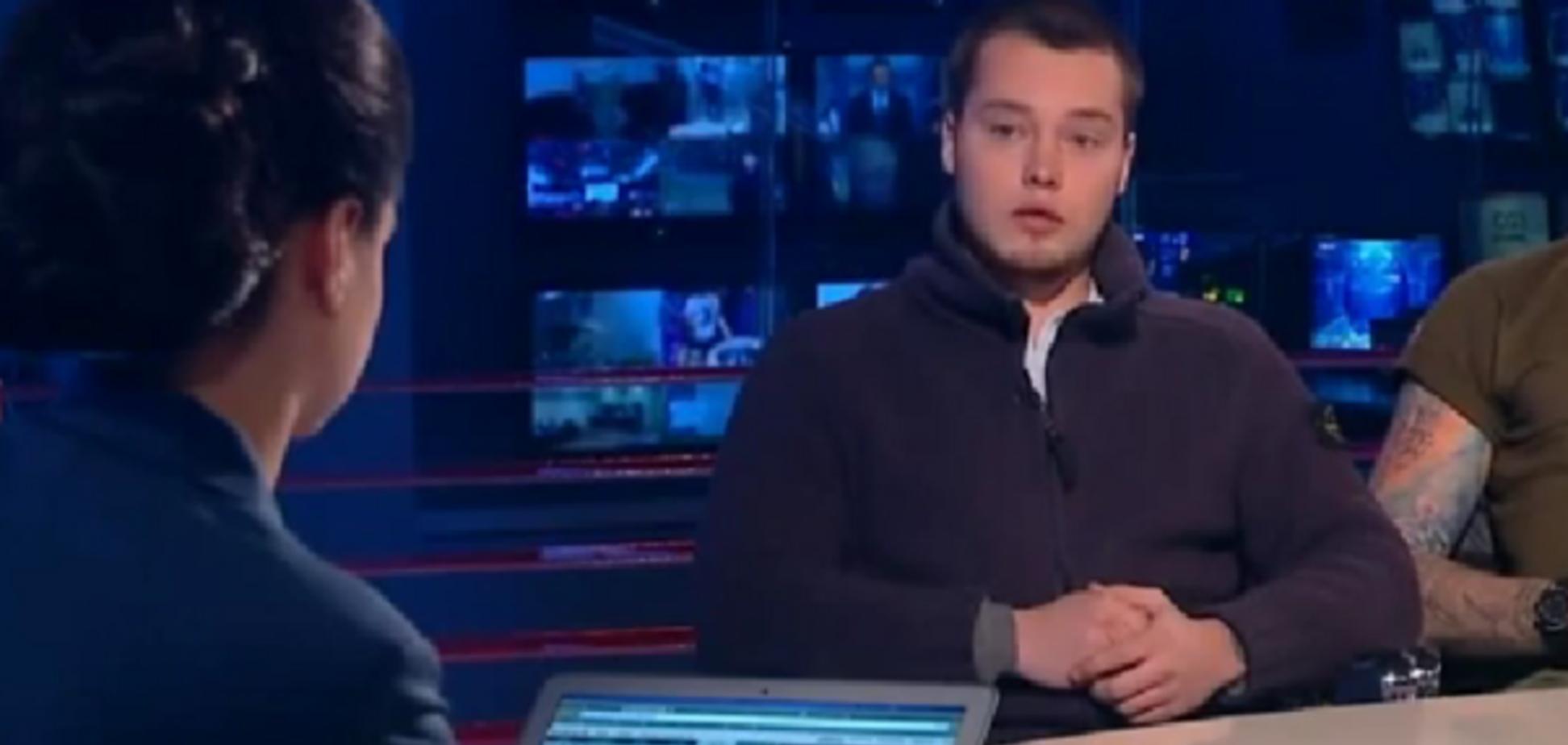 Российские фашисты пиарятся на канале Путина и обвиняют украинку Дурицкую в убийстве Немцова