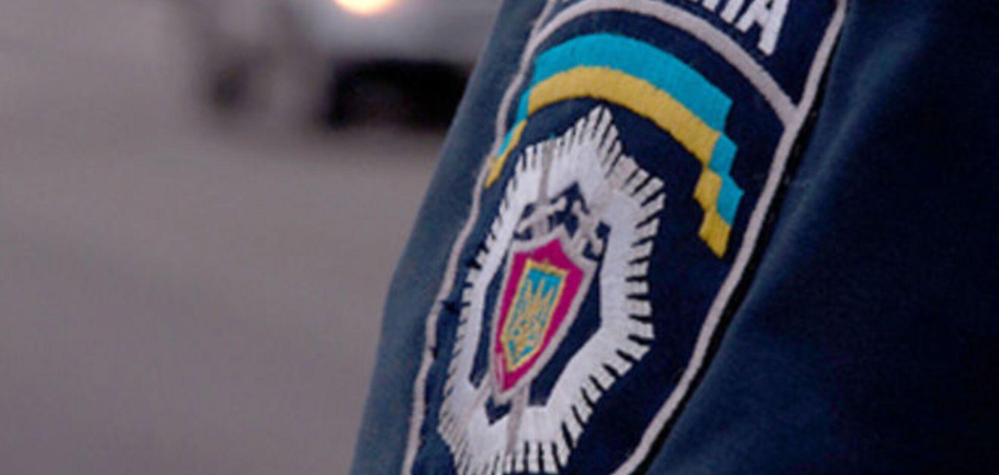 В Киеве милиция ищет бомбу в трех консульствах