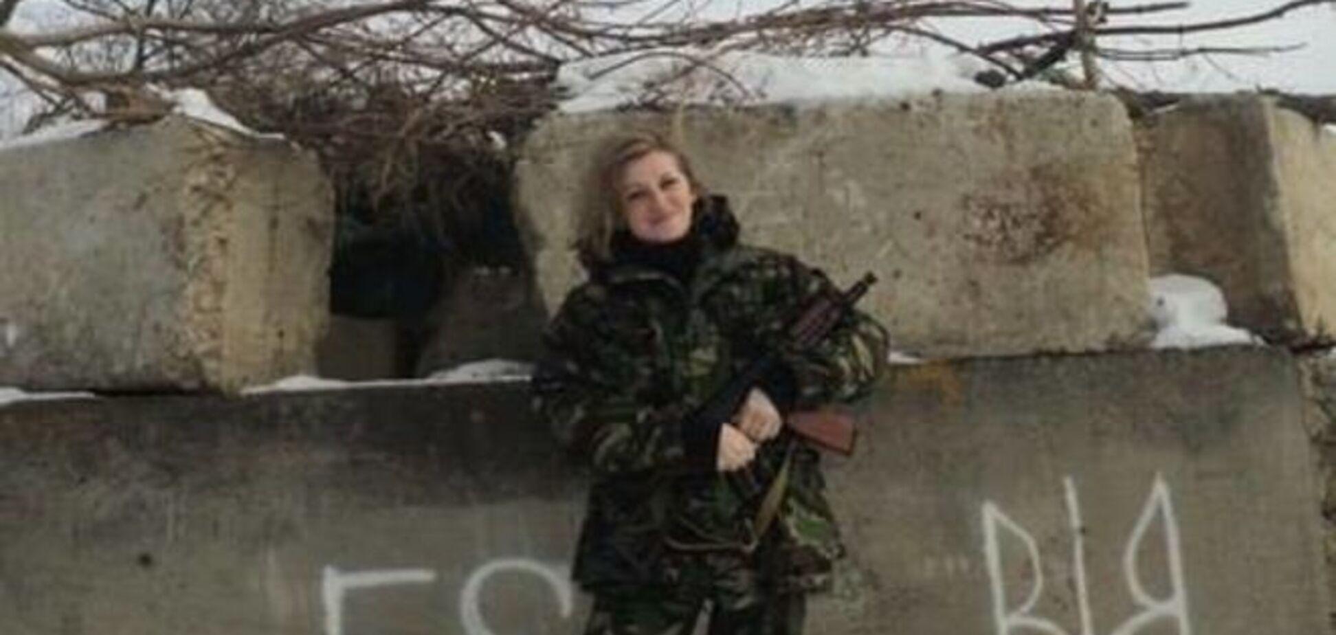 У війни не жіноче обличчя? Справжня українська амазонка отримала 40 осколків на передовій