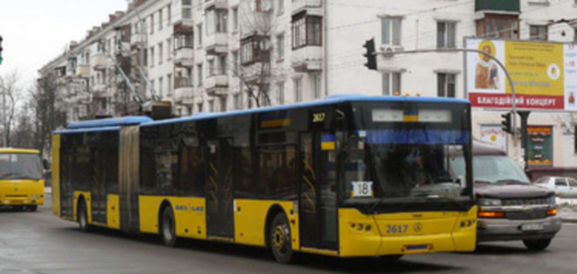 Прокурора ГПУ ограбили в столичном троллейбусе: вытащили все, что можно было