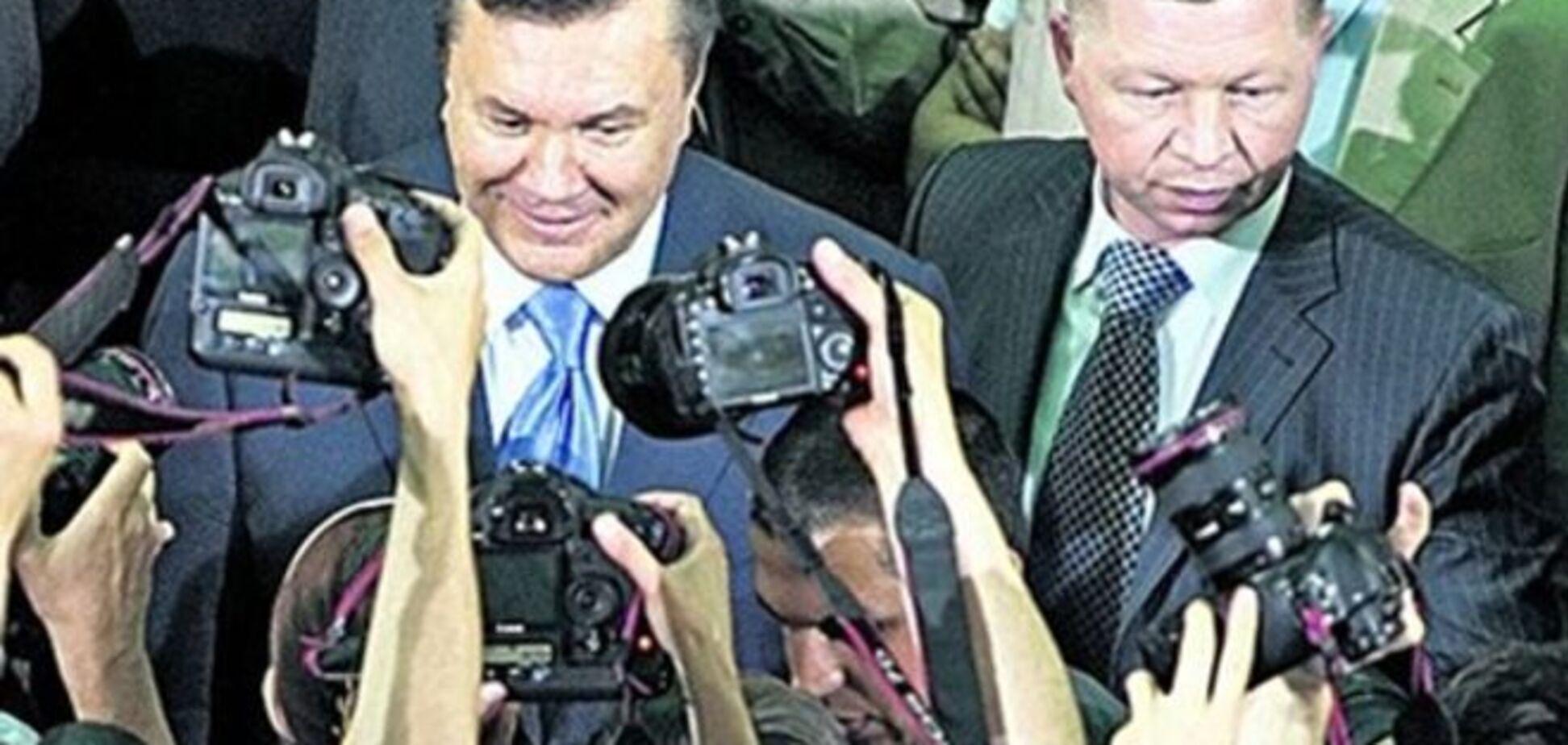 Главного охранника Януковича заподозрили в попытке срыва акции в 'Межигорье'
