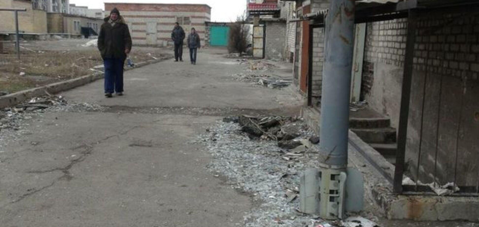 Пять из семи тысяч жителей Дебальцево живут в подвалах - ООН