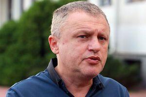 Суркис не будет оспаривать наказание 'Динамо'