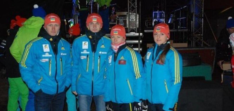 Жребий порадовал сборную Украины накануне спринта на ЧМ по биатлону