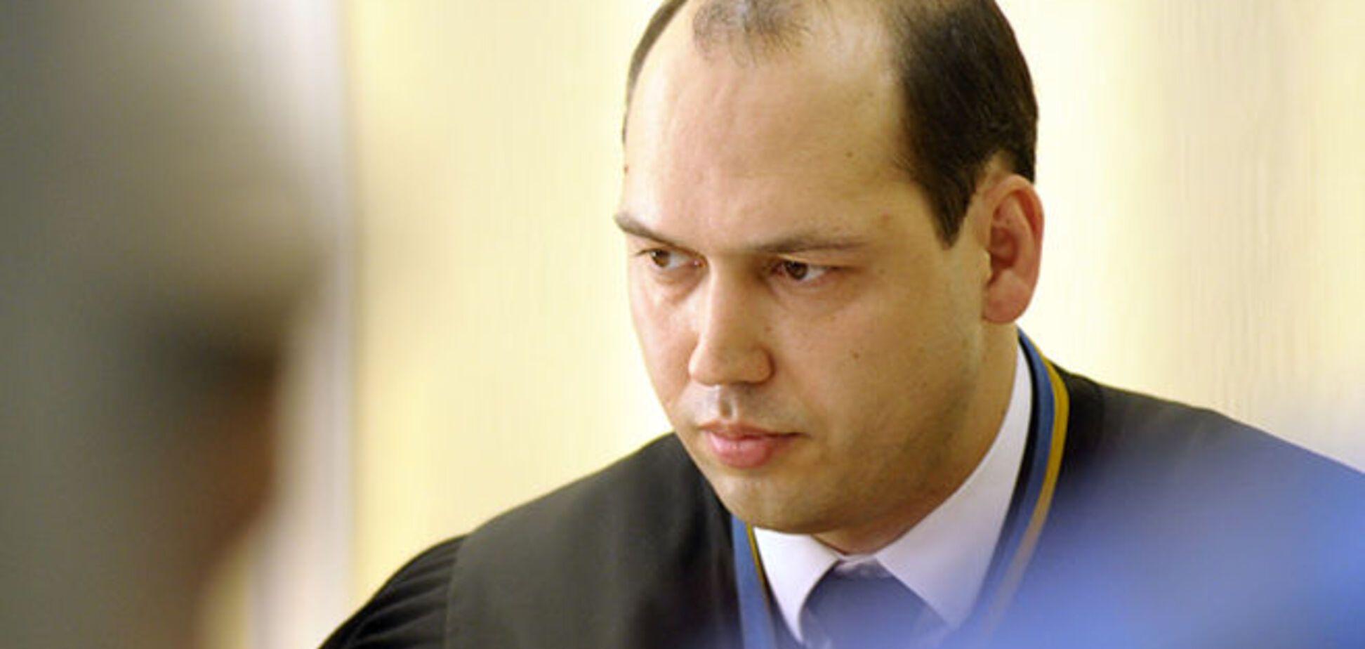 Скандальное дело. Голосеевский суд не увидел оснований для ареста судьи Вовка