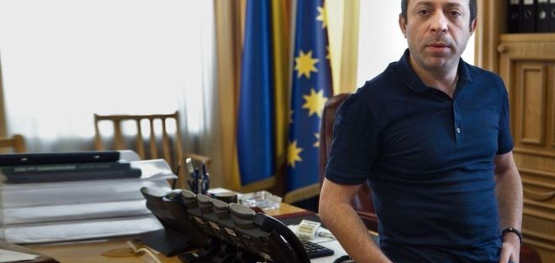 Корбан рассказал, как взяточники Днепропетровска дружно становятся на путь исправления