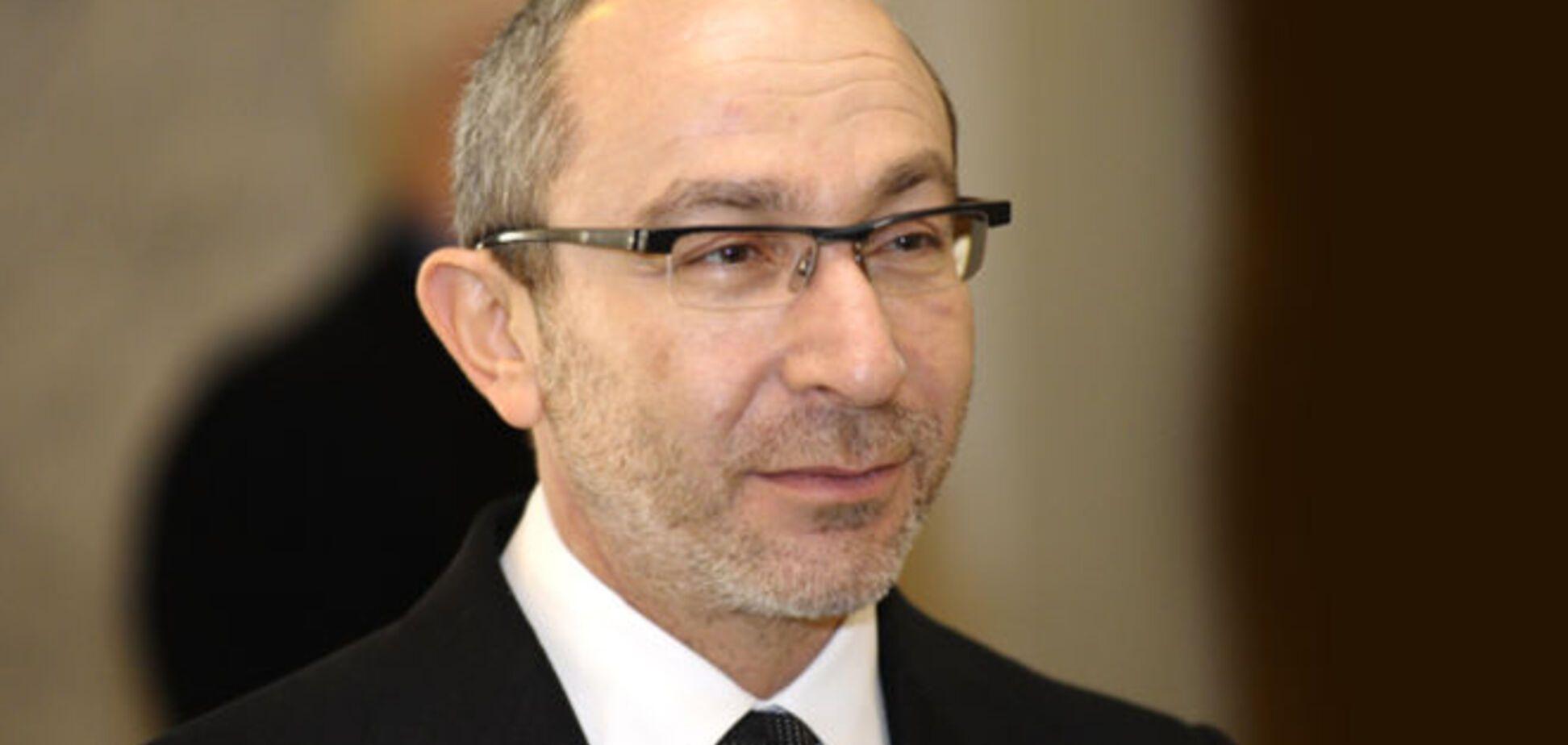 В МВД заявили, что пойманные в Харькове террористы связаны с Кернесом