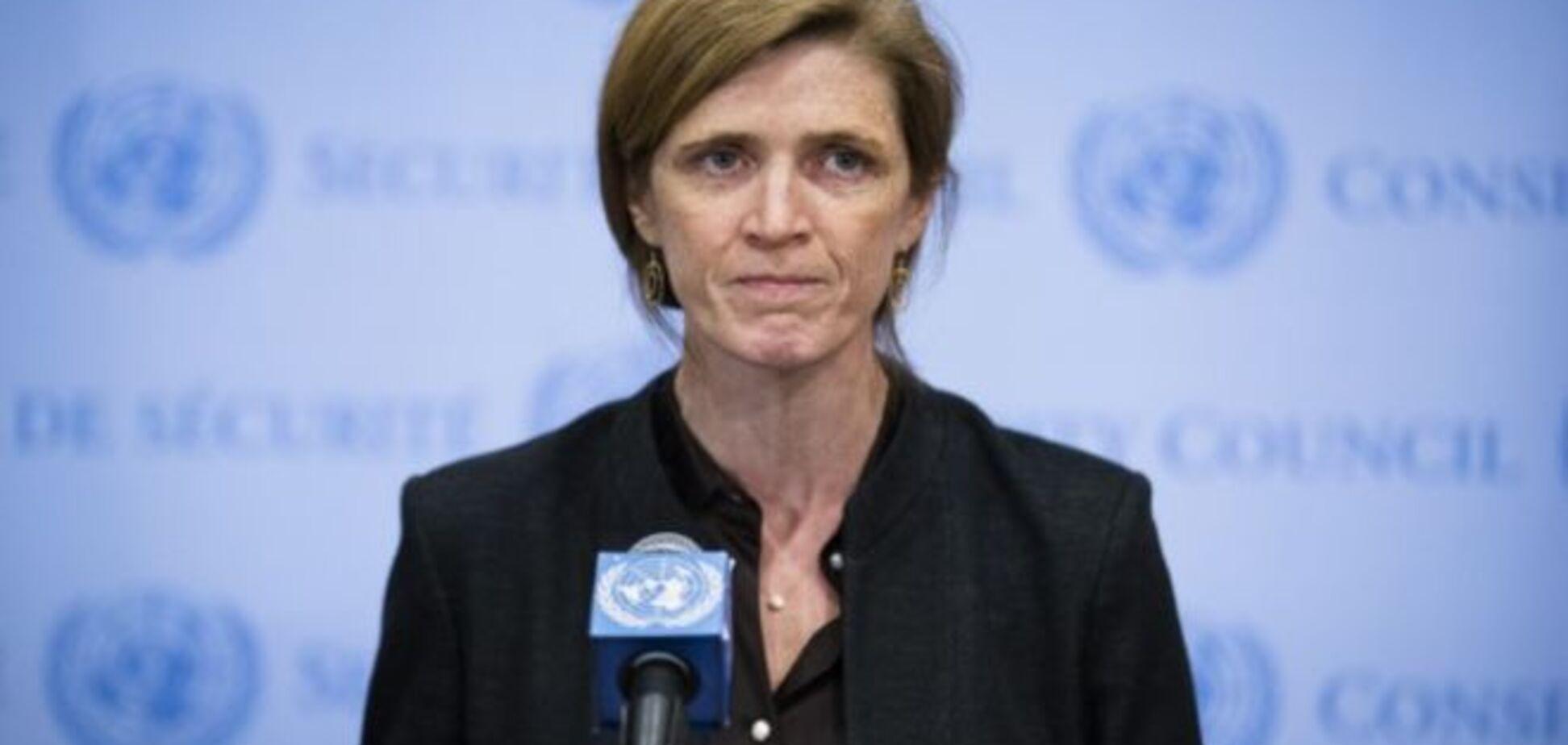 В подвалах Дебальцево нашли 500 тел мирных жителей  - США на Совбезе ООН