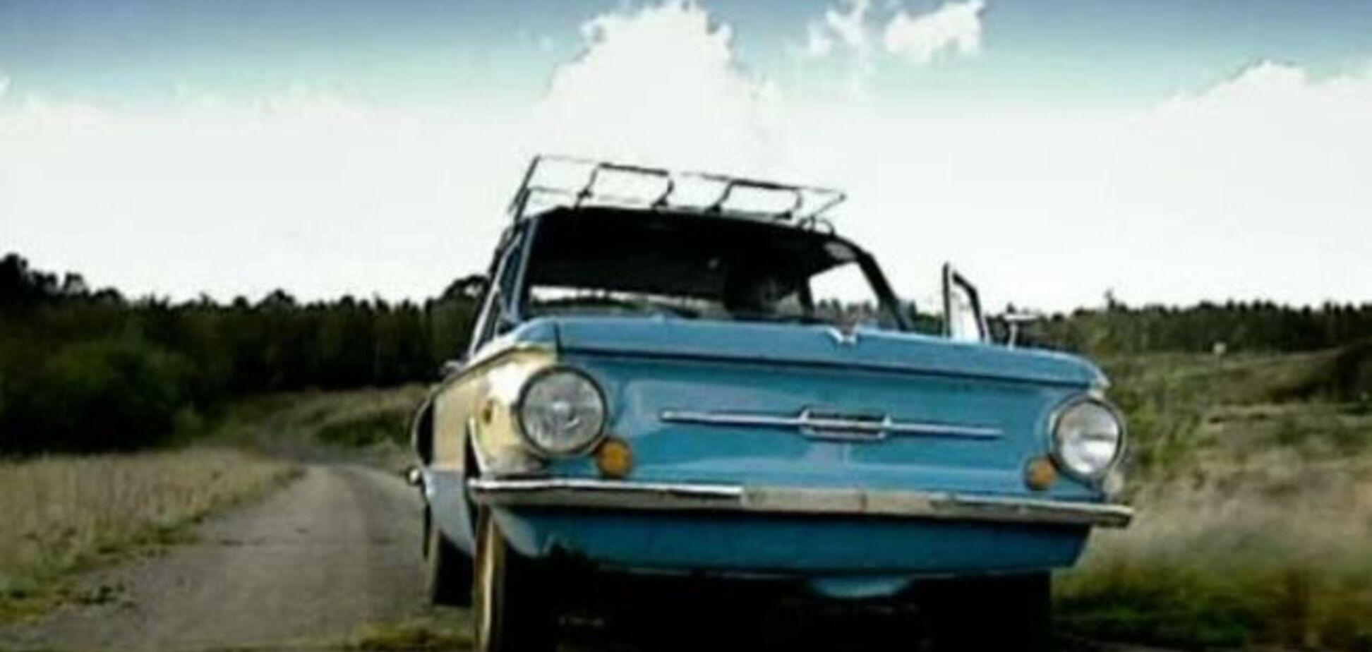 Top Gear жестко потроллил 'Запорожец' и Maybach: видео стеба
