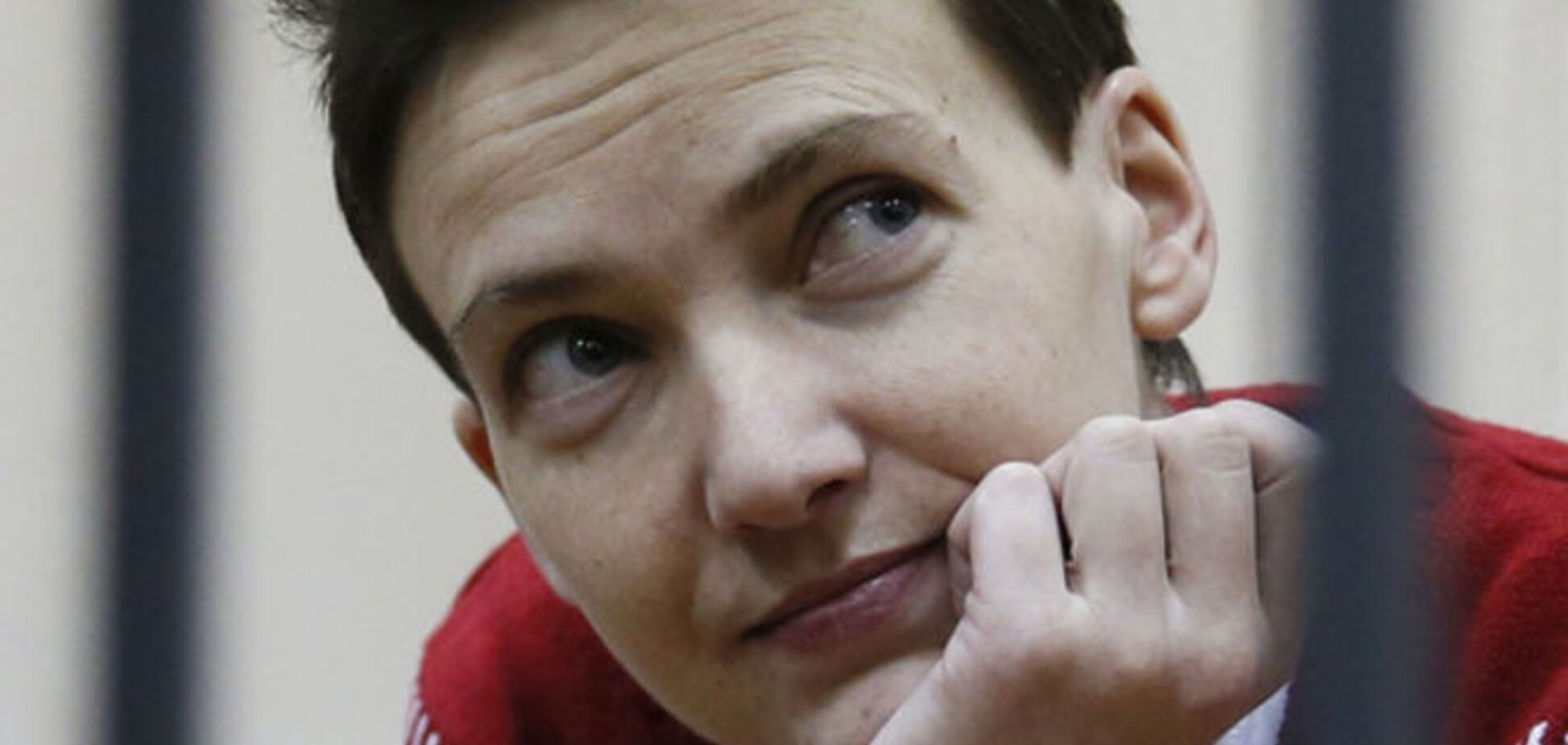 Савченко попросила тюремных врачей разработать ей питание для выхода из голодовки