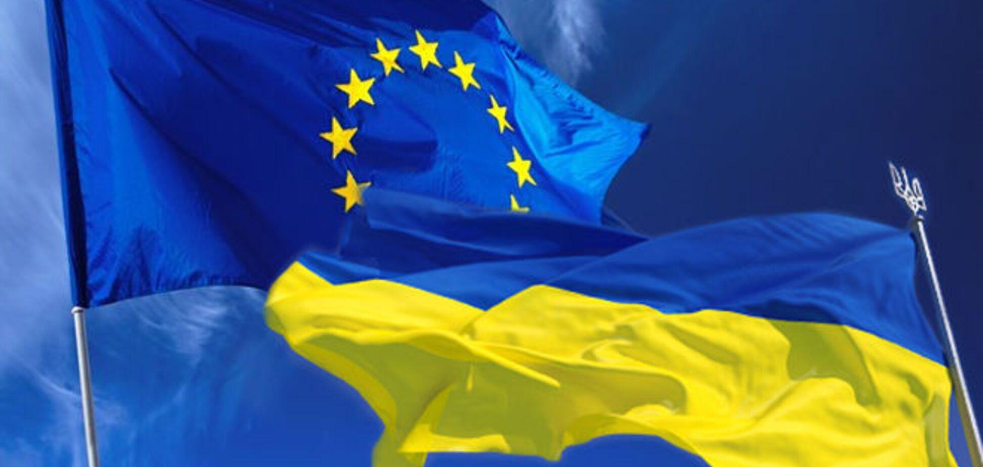Евросоюз заявляет об улучшении ситуации в Украине