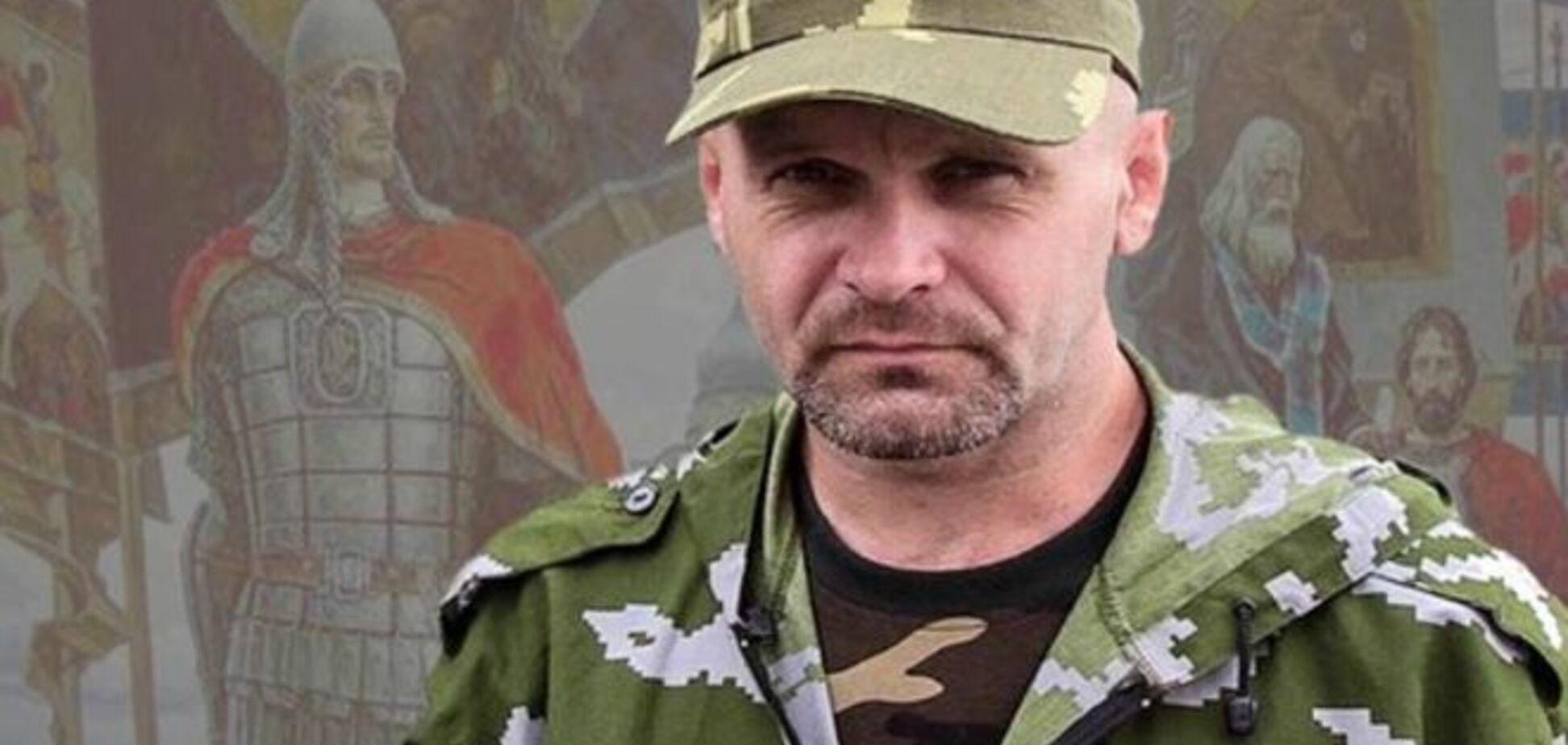 Комбрига 'Призрака' Мозгового подорвали в Алчевске