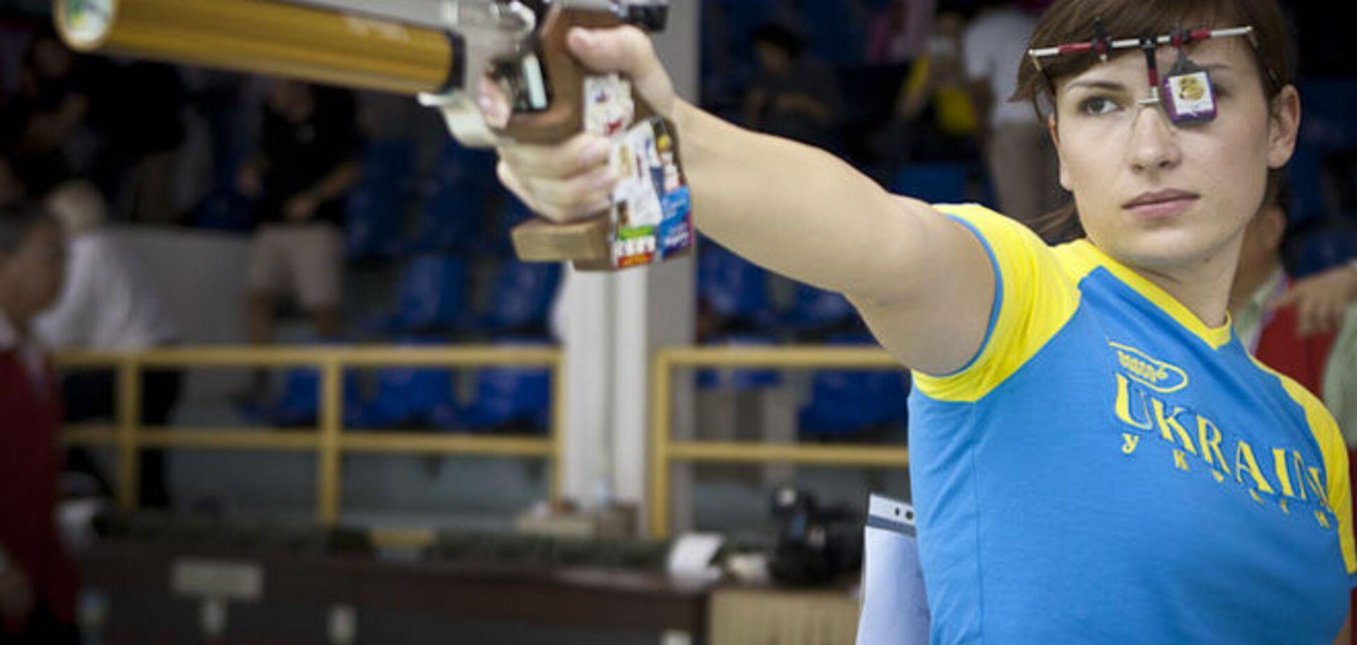 Украинка феерически выиграла чемпионат Европы по стрельбе