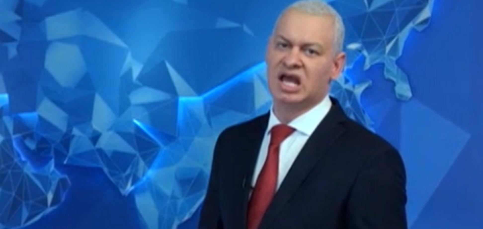'95 квартал' высмеял пропагандиста Киселева: видеопародия на канале 'Рассея1'