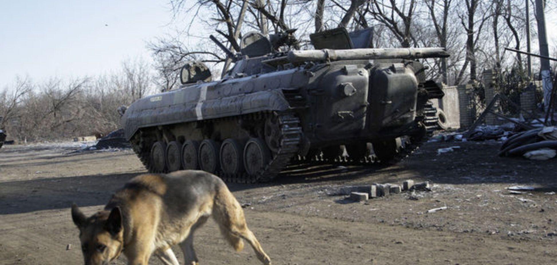 Боевики обстреливают населенные пункты вблизи Донецка из гранатометов и артиллерии