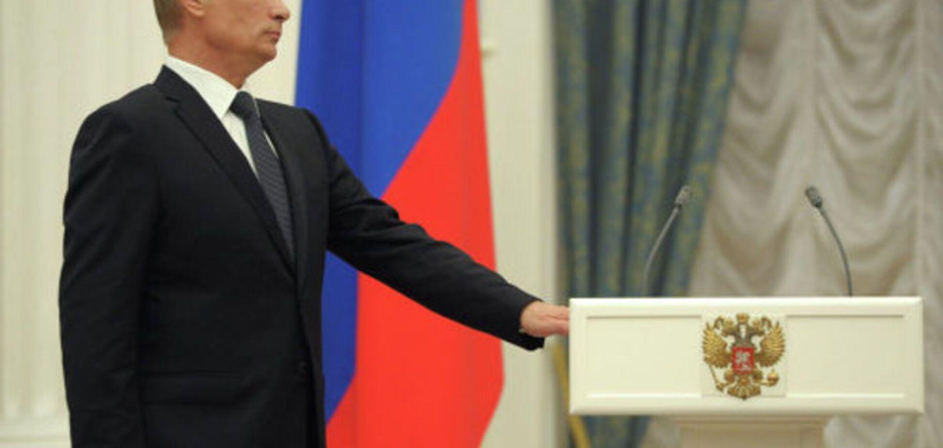 'Назад в будущее': Путин еще в 2010 году наградил 'убийцу' Немцова