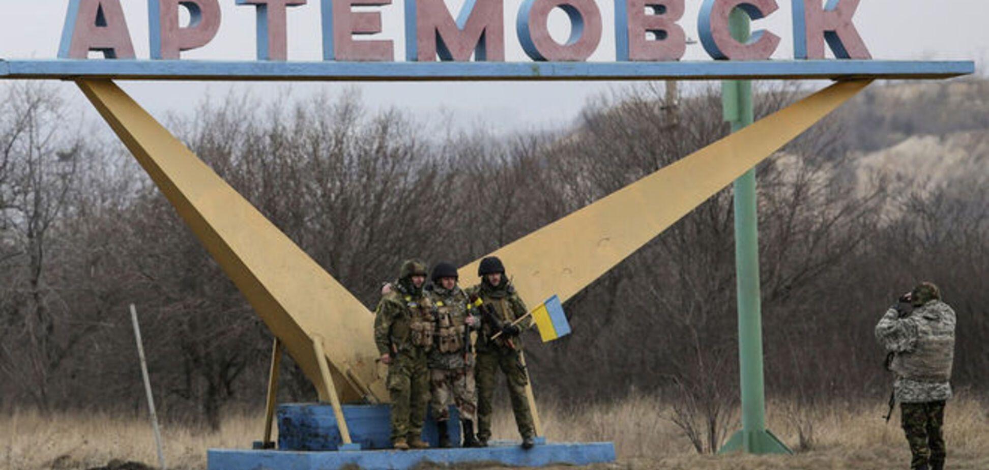 Более полтонны взрывчатки изъяли у фермера в Донецкой области