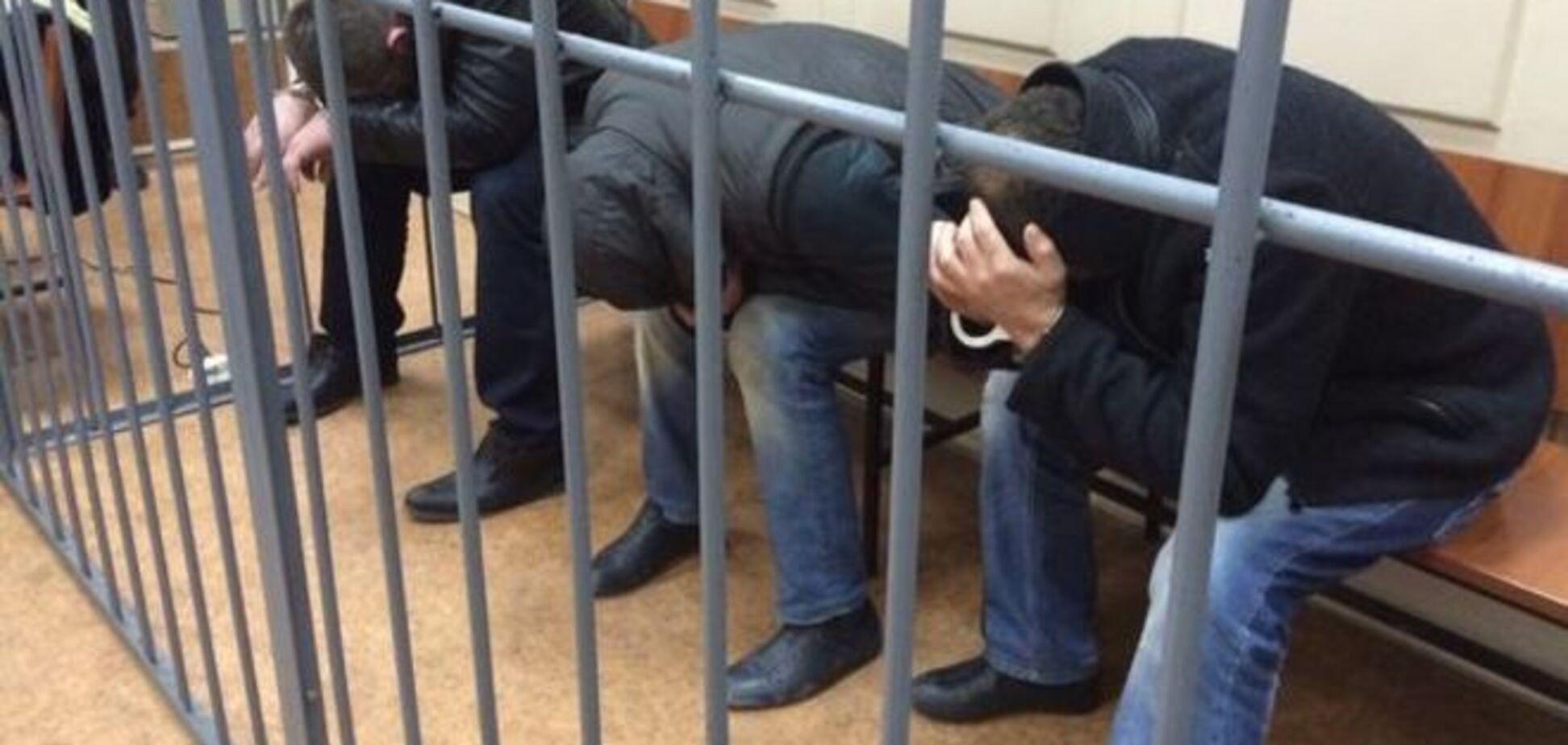 Обнародованы фамилии всех подозреваемых в убийстве Немцова