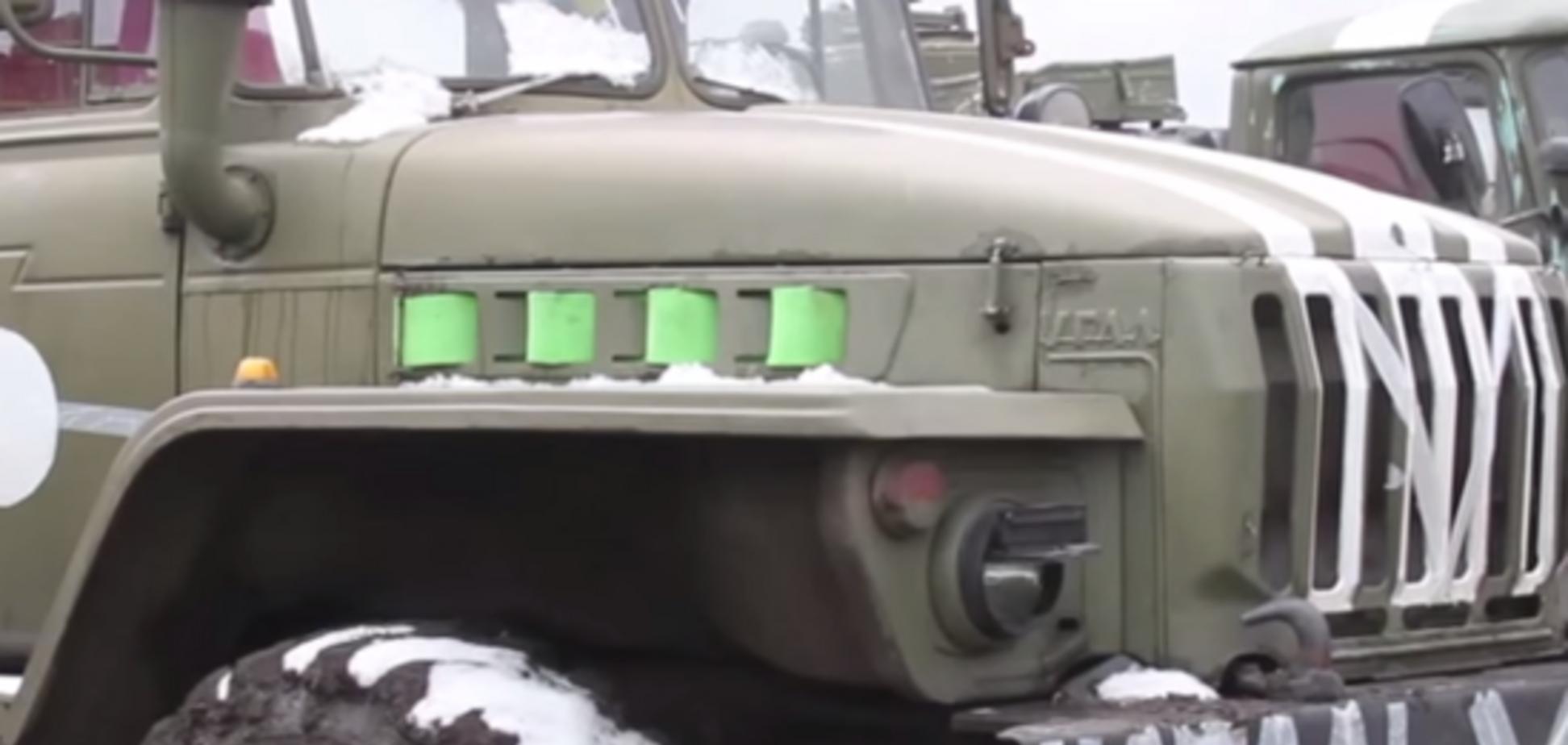 Как 'девушки в броне' защищают Украину от оккупантов: трогательное видео к 8 марта