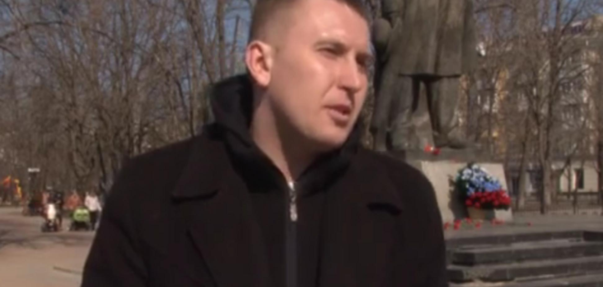 Маразм крепчает. В Луганске почтили память 'россиянина' Тараса Шевченко