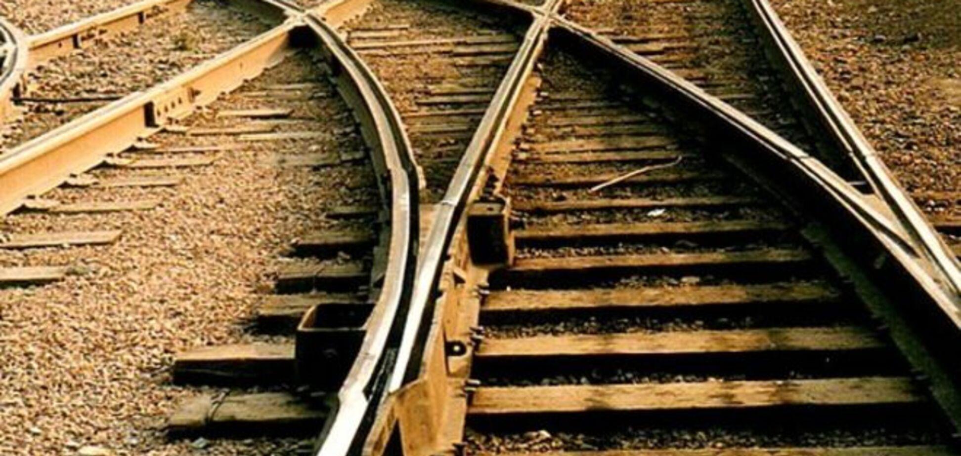 Террористы сообщили о подрыве последней железной дороги, соединяющей 'ЛНР' с Украиной